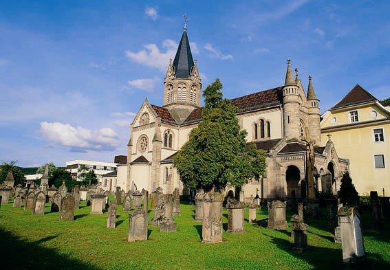 Saint-Morand Priory