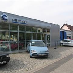 Le garage MAZUC à Altkirch - © garage-mazuc.fr