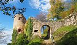 Séjour randonnée en itinérance des Trois Châteaux du Jura Alsacien