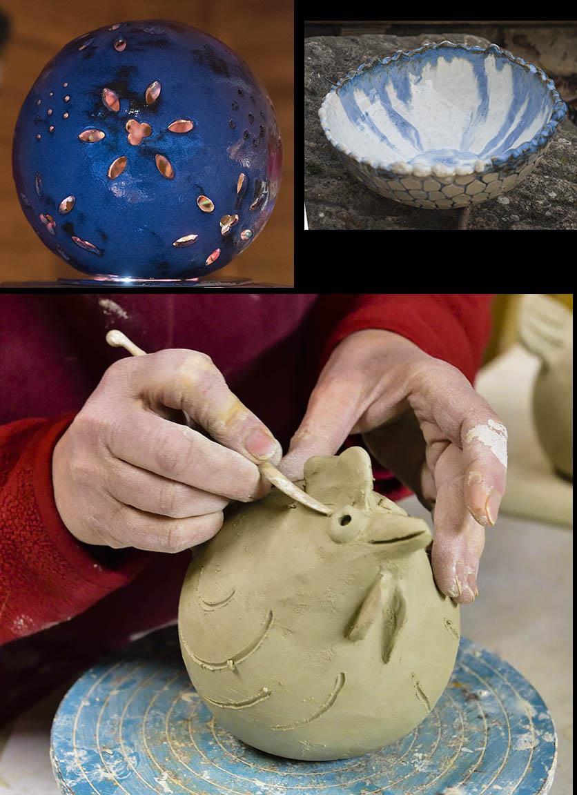 Atelier de céramique de Catherine Uhrweiller