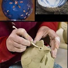 Atelier de céramique de Catherine Uhrweiller - © ceramic-uhrweiller.com
