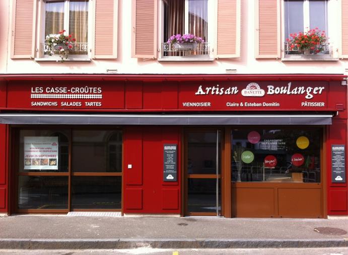 Boulangerie Pâtisserie DOMITIN