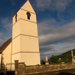 Vianney MULLER - © Glockenturm der Kirche von Koestlach