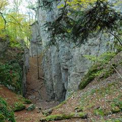 Grotte des Nains de FERRETTE - © Guy BUCHHEIT