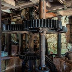 Moulin de Courtelevant - © André ALLIOT