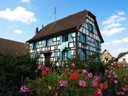 Maisons à colombages Grentzingen, Jean-Paul GIRARD