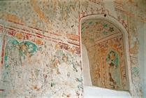 Frescoes in St-Martin des champs church, H.D. Fink