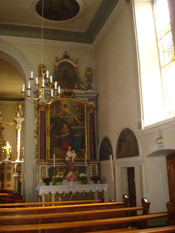 Pfarrkirche Folgensbourg