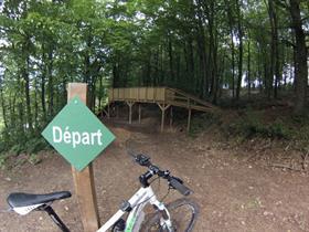 Bike park de heimersdorf
