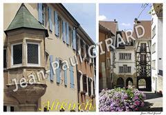 Carte postale d'Altkirch