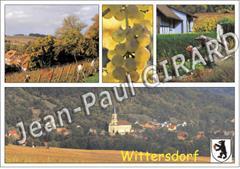 Carte postale de  Wittersdorf