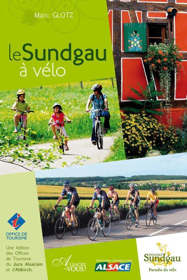 Topoguide 'Mit dem Fahrrad durch den Sundgau'
