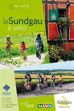 Topoguide the Sundgau by bike