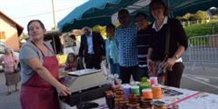Muespach farmers' market