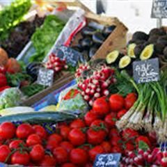 the market - © Sundgau Tourist Office