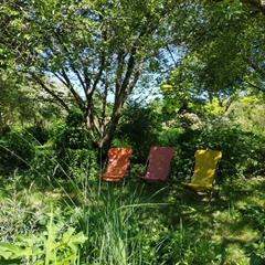 Le Jardin de Brigitte - © OT Sundgau