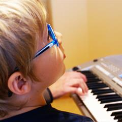 Learn to play an instrument at a music school in Altkirch - © Photo credit: Sundgau Tourist Office