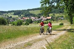 Circuit vélo du Sundgau n°7 - La haute vallée de la Largue