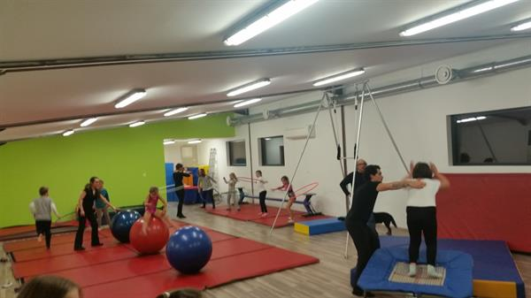 Fitnessraum FIT & MOVE - Waldighoffen