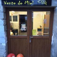 La boutique - © Crédit photo : lesruchersdusundgau.fr
