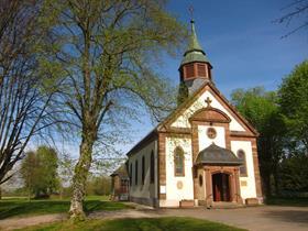 Notre Dame de Grünenwald ©Vianney-MULLER