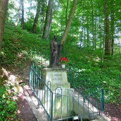 Source de St Morand à Gildwiller ©Vianney-MULLER