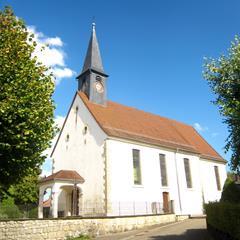 - © Eglise de Neuwiller ©Vianney-MULLER