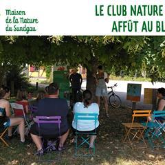 Sortie nature autour des champignons