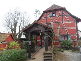 Auberge du Tisserand Gommersdorf