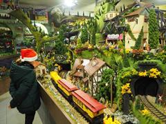 Le monde des trains miniatures