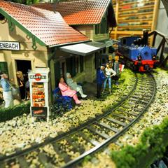 The World of Model Trains - © Vianney MULLER