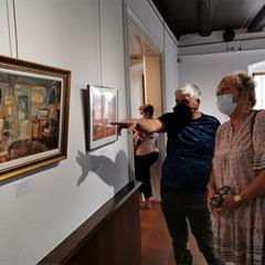 Exposition  : 'Expression de l'art' au Musée sundgauvien