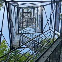Tour du Rossberg, Ferrette - © Ji-Elle