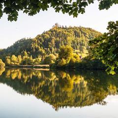 Lac de Lucelle (1) - © Mathieu Weimer
