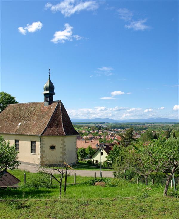 Chapelle Ste Afre Hirtzbach