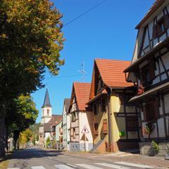 Village d'Hirtzbach (1) - © Vianney MULLER