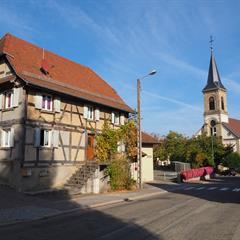 Village d'Heimersdorf - © Vianney MULLER