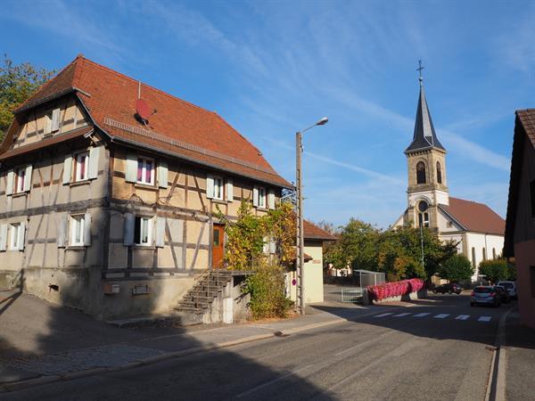 Village d'Heimersdorf