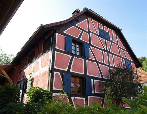 Friesen half-timbered house (2)