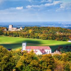 Abbaye de Mariastein - © Witzig Manfred