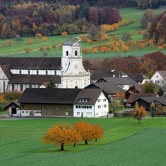 Abbaye de Mariastein - © Roland Zumbühl