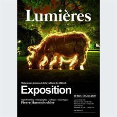 Exposition 'Lumières'