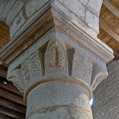 Église St-Jacques : joyau roman sundgauvien - © Vianney MULLER