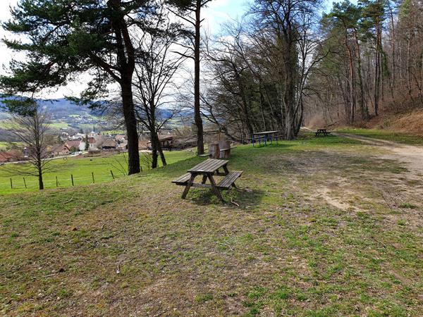 Kiffis picnic area
