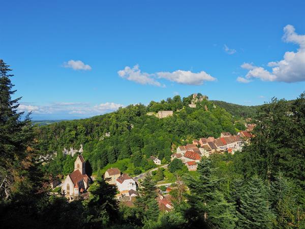Castle of Ferrette