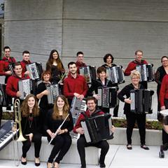 L'orchestre d'Accordéons du Sundgau et son quintette