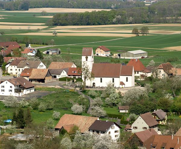 Koestlach village