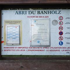 Abri du Banholz d'Hirsingue - © @Vianney MULLER