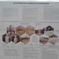 Vue aérienne des fouilles - © OT Sundgau