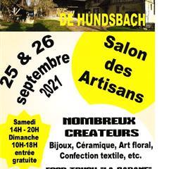 Salon des Craftsmen in Hundsbach - © Office de Tourisme du Sundgau